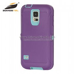 Otter Box funda celular Para Samsung/Iphone/Sony/HTC 2 in 1 Durable