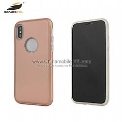 Mobile accessories soft transparent TPU lining phone case
