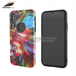 2 in 1 phone case cover in full UV drawing for LG K3/Q8