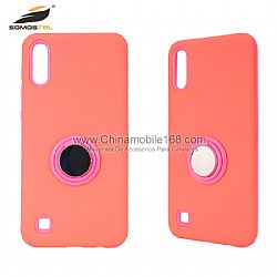 Spray oil TPU+PC mobile phone prtective cover case for iphone6/7