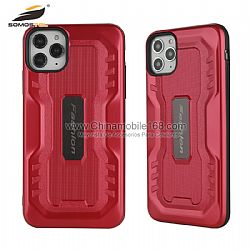 Funda Anti-Choque En TPU+PC Serie Con magnetico Para iPhone11Pro/iPhone12ProMax