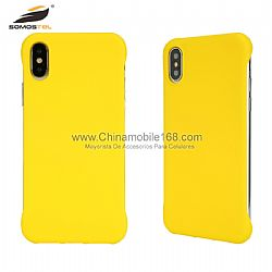 High Imitation TPU Case Cover In Single Color