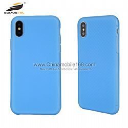 Funda Telefono Movil TPU Transparente Con Color Caramelo Para HuaweiP30