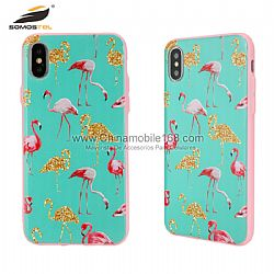 Wholesale epoxy TPU phone case cover in colorful drawing