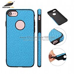 New design shockproof TPU leather cell phone protector case
