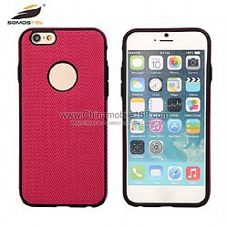 Top quality luxury anti-shock leather protector case for Iphone 7 Plus