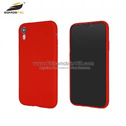 Real liquid silicone ultra slim protector case
