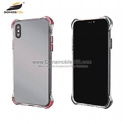 Top quality dual-color acrylic 3 in 1 case cover for Samsung S9Plus/J2 Prime