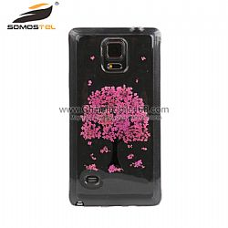 Hot sale flower press phone case for Samsung