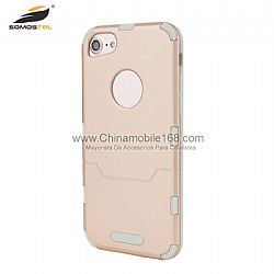 Protector serie R TPU + PC para iphone 6G7G8G
