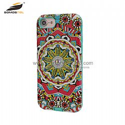 Hot sale spider 2 in 1  relief case with 10 diamonds for LG K4 /Q6