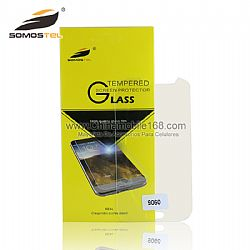 Toughened screen guard tempered glass film for HTC Butterfly 9060