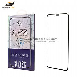 0.4mm 10D glass screen protector sheet for smart phone