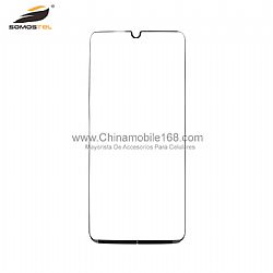 Wholesale polymer nano full cover curved mobile screen protector film