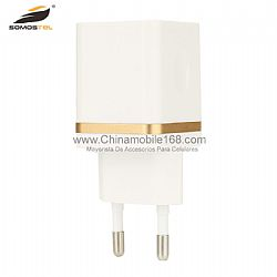 OEM universal 2.1A fast charging travel charger with multiple protections