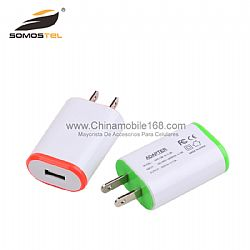 Single USB Wall Charger Home Travel Charger Plug Power Adapter For Samsung Galaxy S6