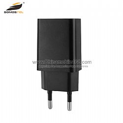 Wholesale 2.1A double USB travel charger with US plug