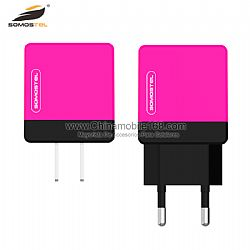 Permium aluminium alloy counnectors travel charger