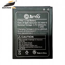 Universal Battery Replacement Mobile Phone Battery for AVVIO 795