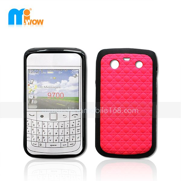 PC+TPU 2 in 1 case for Blackberry 9700