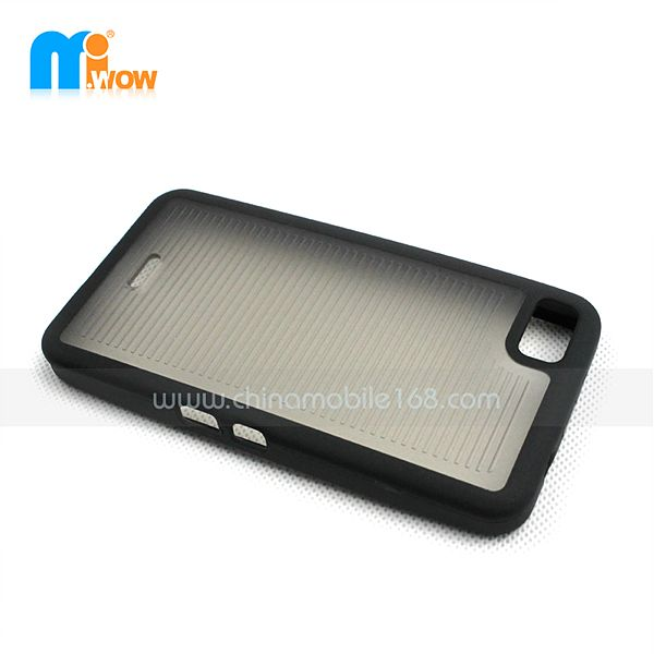 PC + TPU Funda 2 en 1 para Blackberry Z10