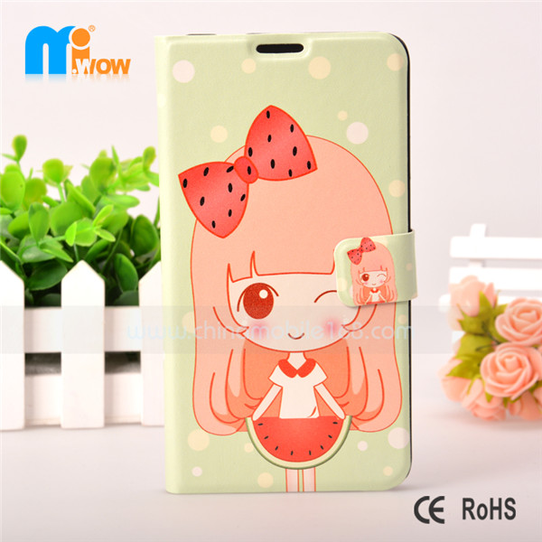 new arrival cute girl protect case for blackberry