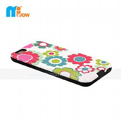 Estampado funda de TPU+PC para iPhone 6/plus