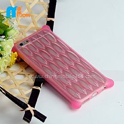 Funda de TPU+PC para iPhone 6