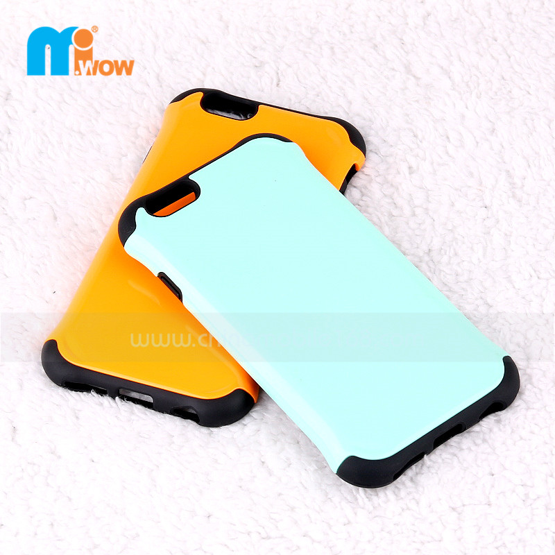 2 in 1 mobile phone case for iPhone 6