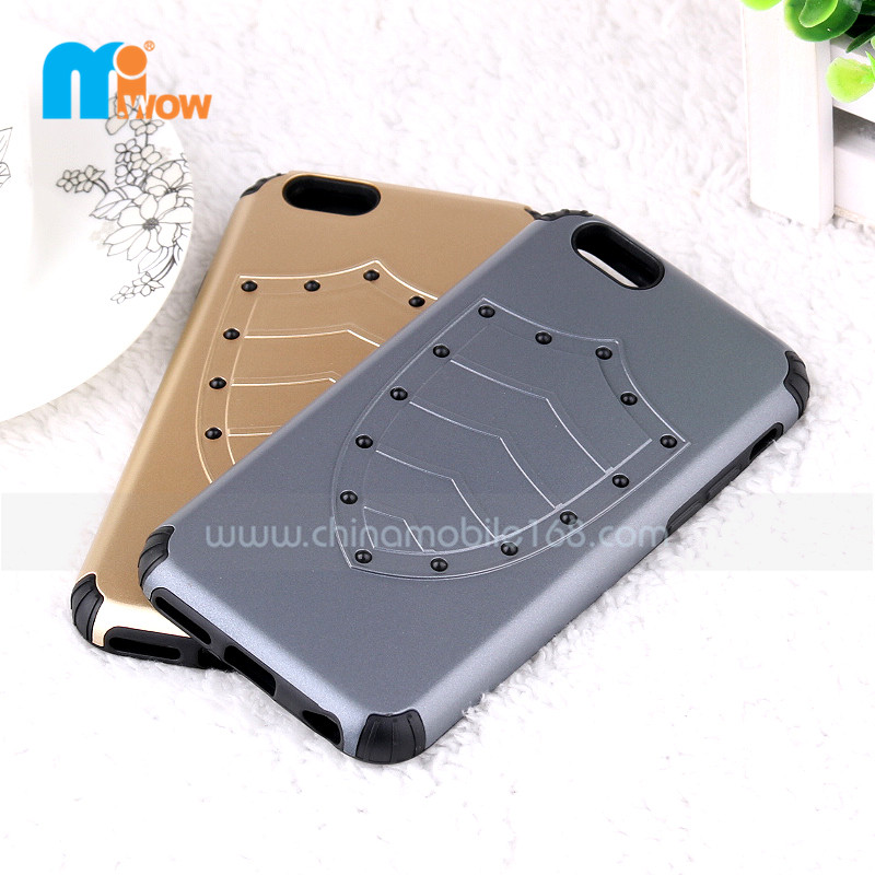 pc+tpu case for iPhone 6