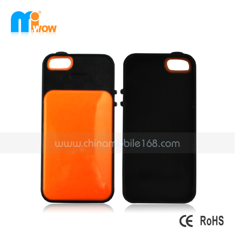 PC 2-en-1 + TPU funda para iPhone5