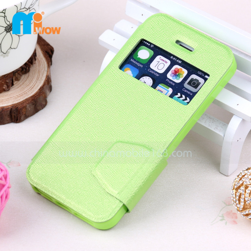Funda de PC+PU para  iPhone 5/5S