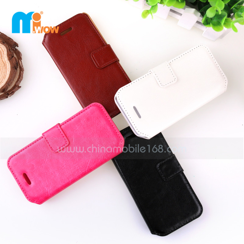 leather flip phone cases for iphone 5S