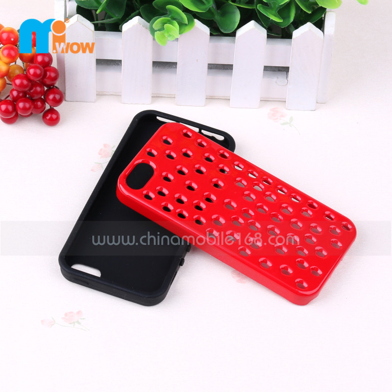 2 in 1 case for iPhone 5s