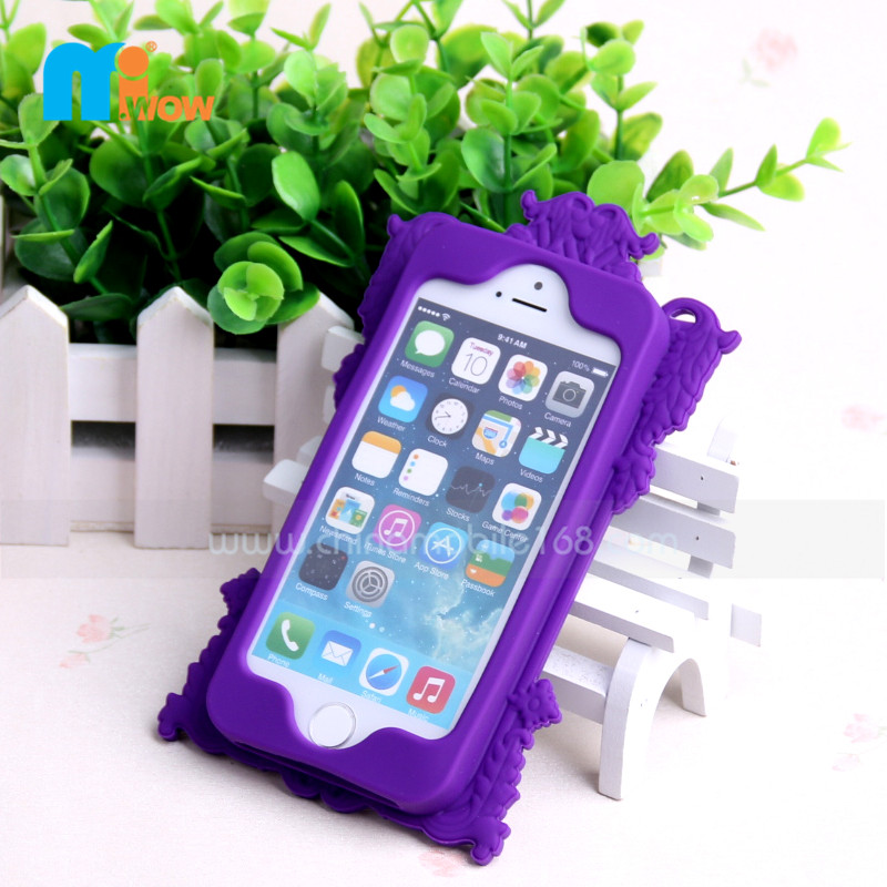 funda de silicon para iPhone 5s