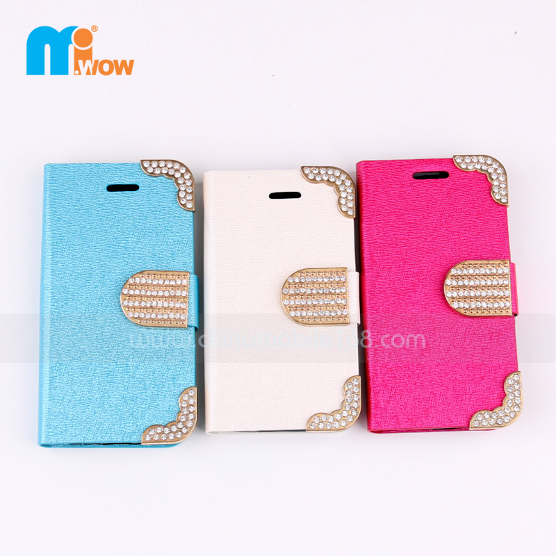 diamond flip cover for iPhone5