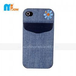 New arrival fabric+TPU cover for iPhone 5/5s