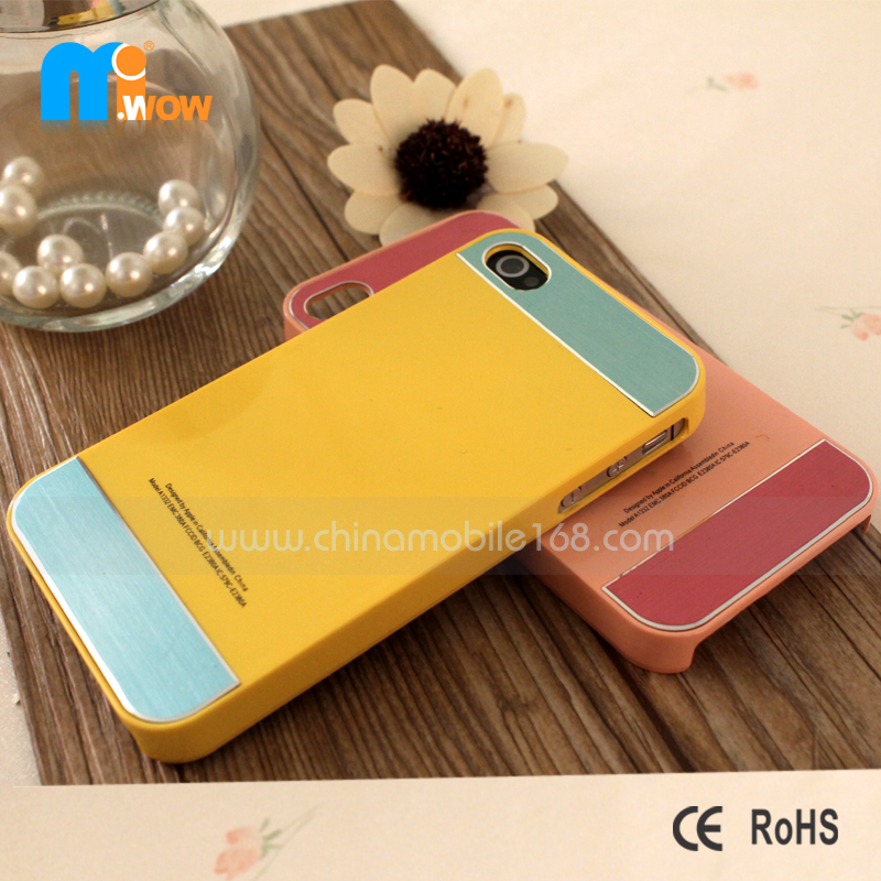 PC case for iphone4