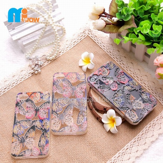 For iphone case 4 TPU cover