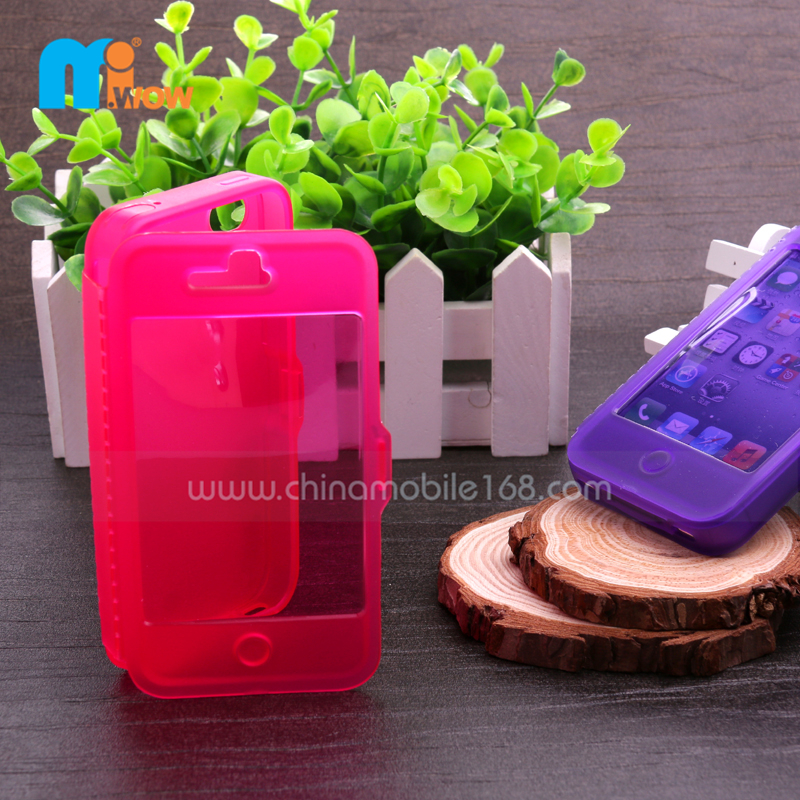 For iphone 4 accessories TPU cases