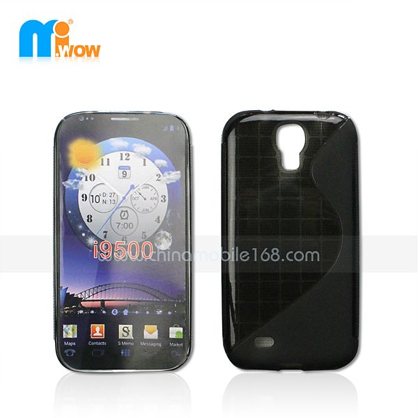 TPU case for Samsung S4 i9500