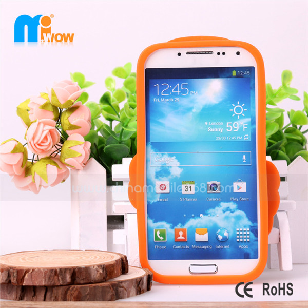 Hot sale new arrival  silicon case for Samsung S3