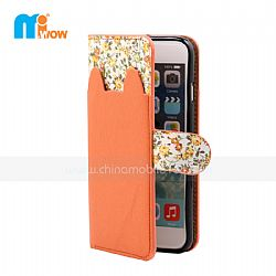 funda billetera flip cover para iPhone6