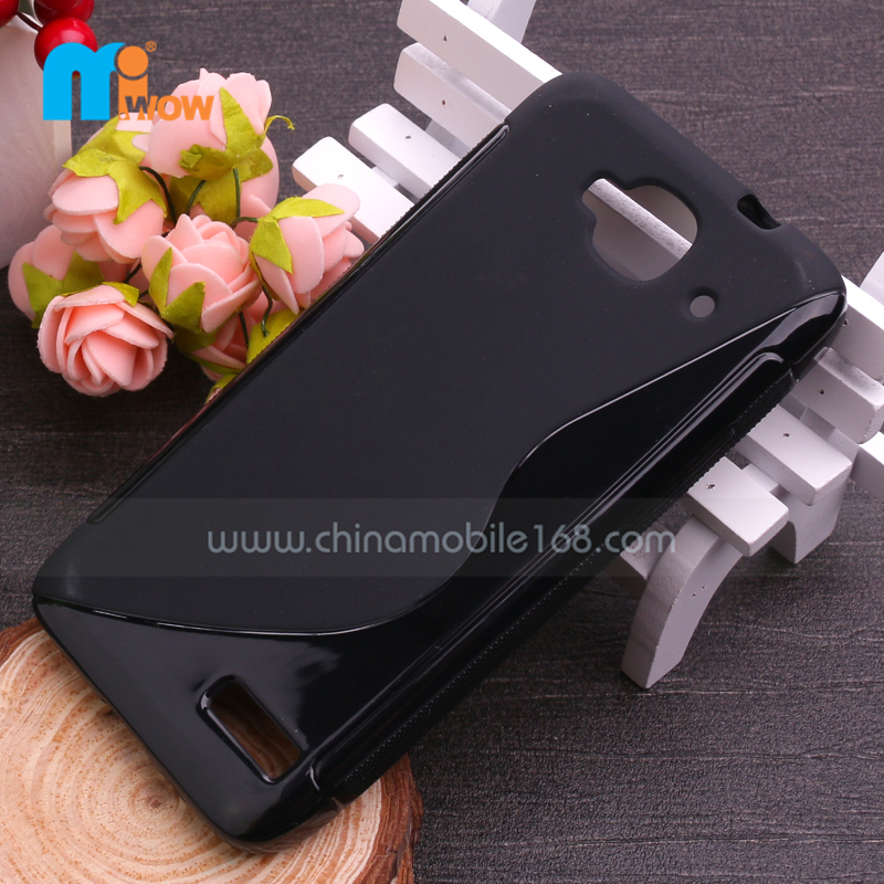tpu protector para Alcatel OT6012/idol mini