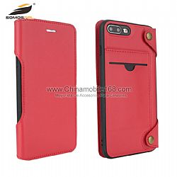 New detachable flip cover leather case with magnet for Samsung A3/A5/A7