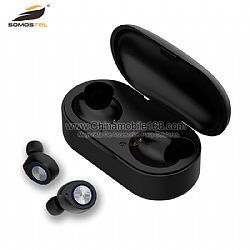 J68 TWS Compact BT sport earphones waterproof wireless in-ear headsets