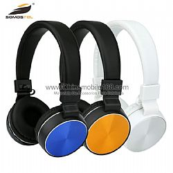 Bluetooth Headsets with MicroSD Slot + FM for MDR-XB750BT