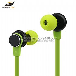 Wholesale hand holding MS-T2 device headphones with TF card