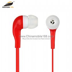 Low price multiple color small earphones