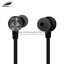 Good quality magnetic handsfree earbuds for sport headphone